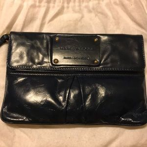 Marc Jacobs Leather Clutch/Wristlet